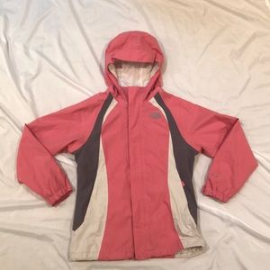The North Face Hyvent Lined Rain Jacket
